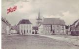 CHIEVRES = Grand'Place (Nels + Maggi : Pub Au Verso) Vierge - Chièvres