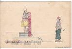 Viens Poupoule, Viens Poupoule, Viens. N6. Signé D. Partition Et Sabots. Editeur O.V.S. Bruxelles 1904 - Musica E Musicisti