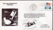 ★US - SKYLAB ASTRONAUTS DOCKING (5236) - FDC & Conmemorativos