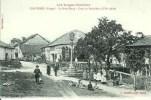 88 CHATENOIS Le Haut Bourg Croix De St Marc (animée) - Chatenois