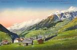 AIROLO- SÜDLICHER DORFTEIL ++++ Ca.1915, Colorierter Lichtdruck - TI Ticino