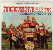 * LP *  FIREHOUSE FIVE PLUS TWO - DIXIELAND FAVORITES (USA 1960 EX-!!!) - Jazz