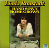 * LP *  LINDA RONSTADT - HAND SOWN HOME GROWN (Holland 1969) Label Misprint! - Country En Folk
