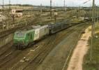 RU 1051 - Loco BB 37000 (37041) à Hauteur Du Triage- WOIPPY (57) - SNCF - - Autres Communes