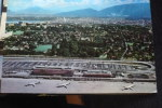 AEROPORT  , AIRPORT   FLUGHAFEN    GENEVE COINTRIN - Aerodrome