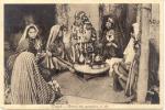 TRIPOLI DONNE CHE PRENDONO IL THE LIBIA CIRCA 1915 - Libië
