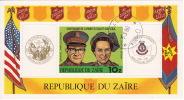 1980  Armée Du Salut Bloc Feuillet  COB Bl 40  Oblitéré - 1980-89: Oblitérés