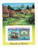 1975  US Bicentennial  Airmail Souvenir Sheet  MNH  **  Sc C207  Imperf  Non Dentelé - Liberia