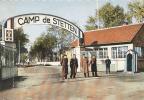 CPSM GF  -  Camp De STETTEN  //  CP 8/46 - Casernes