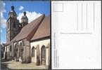 Ak Deutschland - Naumburg  - St. Marien  - Stadtkirche,church - Kirchen U. Kathedralen