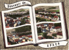 SOUVENIR DE APACH   -  Carte Multivues - France