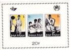 1967  Action Européenne En Faveur Des Réfugiés  COB Bloc 43  ** - Blocks & Sheetlets 1962-....