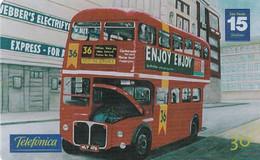 BRAZIL(Telefonica) - London Bus, 11/01, Used - Automobili