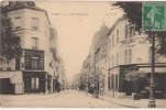 CPA 75 PARIS XIV Rue Ducouëdic Du Couëdic 1910 - Distretto: 14