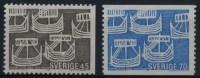 N° 611 Et N° 612 De Suède - X X - ( E 740 ) - - Ships