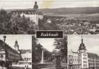B34663 Rudolstadt Multi Views Used Good Shape - Rudolstadt