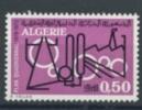 ALGERIA, ALGERIE 1970 MI 542 INDUSTRY. MNH, POSTFRIS, NEUF**. - Algerije (1962-...)