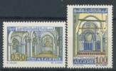 ALGERIA, ALGERIE 1970 MI 561-562 MOSCHEEN, MOSKEEN, MOSQUE. MNH, POSTFRIS, NEUF**. - Algerije (1962-...)