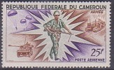 £9 - CAMEROUN - POSTE AERIENNE  N° 85 - NEUF SANS CHARNIERE - Cameroun (1960-...)