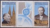 £9 - CAMEROUN - POSTE AERIENNE  N° 107A - NEUF SANS CHARNIERE - Cameroun (1960-...)