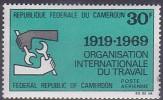 £9 - CAMEROUN - POSTE AERIENNE  N° 144 - NEUF SANS CHARNIERE - Cameroun (1960-...)