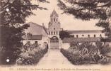 Dép. 06 - CANNES. - Ile Saint-Honorat - Allée Et Entrée Du Monastère De Lérins. Ed. Giletta. N° 517 - Cannes
