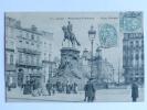 LILLE - Monument FAIDHERBE, Place Richebé. - Lille