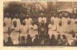 110Ch-      COTE D´IVOIRE GROUPE DE MISSIONNAIRES DE MOOUSSO - Côte-d'Ivoire