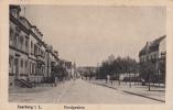 Dép. 57 - SARREBOURG - SAARBURG. - Nordgraben. Carte Allemande. Voyagée 1919 - Sarrebourg