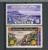 ALGERIA, ALGERIE 1972 MI 581-582 LANDSCAPES, PAYSAGES, LANDSCHAPPEN. MNH, POSTFRIS, NEUF**. VERY FINE QUALITY. - Algerije (1962-...)