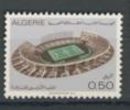 ALGERIA, ALGERIE 1972 MI 592 OLYMPIA STADIUM CHERAGA. MNH, POSTFRIS, NEUF**. VERY FINE QUALITY. - Algerije (1962-...)