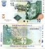 SOUTH AFRICA 10 Rand 2009 P-NEW UNC - South Africa