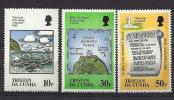 Tristan Da Cunha, Year 1985, Mi 394-396, Shipaccidents, MNH ** - Tristan Da Cunha