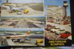 AEROPORT / FLUGHAFEN / AIRPORT      AMSTERDAM  SCHIPHOL - Aerodrome