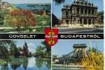 Udvözlet Budapeströl, Gruss Aus Budapest - Hongrie