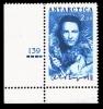 Antarctica Post Admiral Byrd Signature Stamp 2007 - Stamps