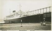 Liner/transatlantique/paquebot  Italien SATURNIA - Photo Authentique Très Ancienne - Dampfer