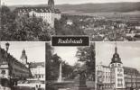 B34714 Rudolstadt Used Perfect Shape - Rudolstadt