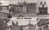 B34715 Schloss Heidescksburg Markt Rudolstadt Used Perfect Shape - Rudolstadt