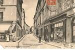CHATEAUNEUF-sur-CHARENTE    Rue De Cognac    (mauvais état,coin Inf G Absent) - Chateauneuf Sur Charente
