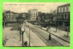 MONTAUBAN : PONT DES CONSULS ET PLACE LEFRANC DE POMPIGNAN 1916 - Montauban