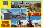 Helsinki, Suomi Finland 1977 - Finlande