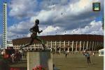 Helsinki Helsingfors Suomi Finland, Paavo Nurmen Patsas Ja Olympiastadion 1974 - Finlande
