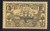 NOUVELLE-CALEDONIE N°104a N* - Neukaledonien