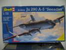 "Revell 1:72 / JU  290 A - 5 ""Seeadler"" - Aerei E Elicotteri"