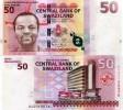 SWAZILAND 50 Emalangeni 2010 (2011) P-NEW UNC - Swaziland