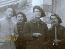 1 Photo - CPA  - POW - FRENCH  PRISONER OF WAR - PG - Aschaffenburg - - War 1914-18