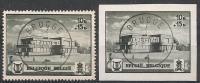 Nrs 537A / 537B  Muziekapel Oblit / Gestp Centrale - Used Stamps