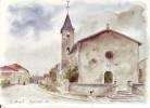AGINCOURT Eglise Notre Dame - France