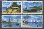 Saint Vincent Grenadine 1974 Y.T. 30/33 **/MNH VF - St.Vincent Y Las Granadinas